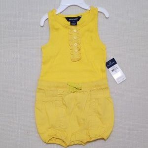 Ralph Lauren infant girls romper